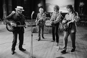 Bob Dylan at 70: Traveling Wilburys