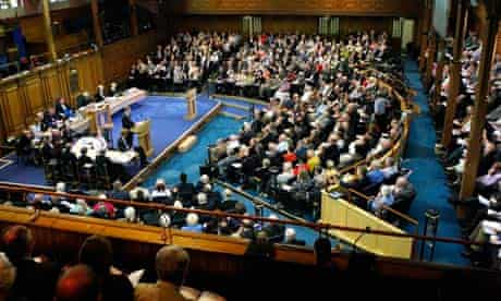 The Church of Scotland general assembly
