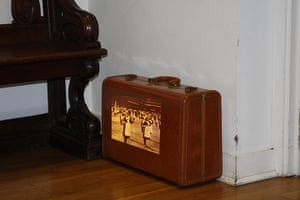 Foundling Museum: A suitcase sound installation