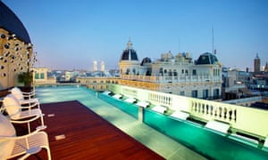 10 Of The Best Boutique Hotels In Barcelona Travel The Guardian