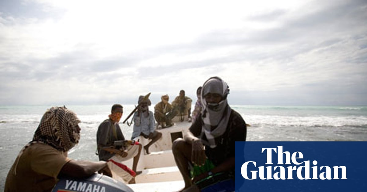 Somali Pirate We Re Not Murderers We Just Attack Ships