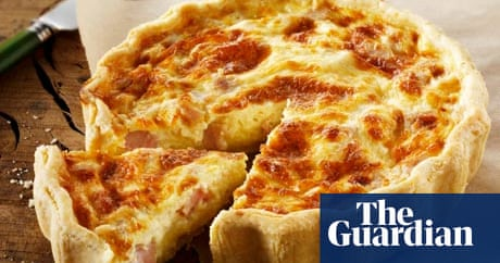 How to cook perfect quiche lorraine life and style the guardian forumfinder Gallery