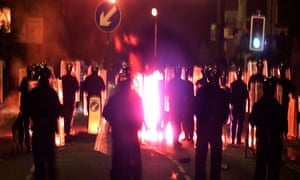 Oldham race riots