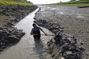 Drought in China: CHINA-ANHUI-DROUGHT (CN)