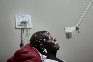 In pictures: expectation: first epilepsy clinic in Sierra Leone