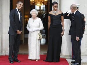 Obama Update: Barack Obama, Michelle Obama, Queen Elizabeth II, Prince Philip