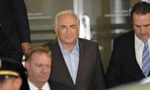 Dominique Strauss-Kahn moves