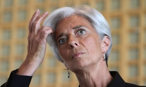 Christine Lagarde announces IMF candidacy, Paris, France - 25 May 2011