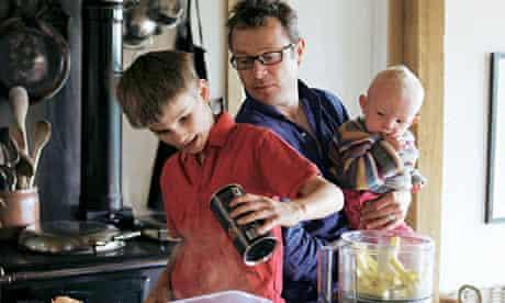 Hugh FW and kids