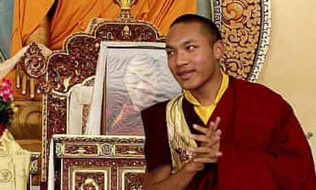 Tibet's 17th Karmapa, Orgyen Trinley Dorje