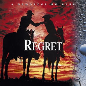 Peter Saville covers: Regret