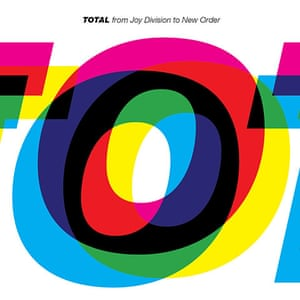 Peter Saville covers: Total