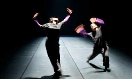 Sadlers Wells performance for Shubbak 2011