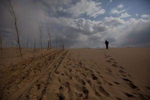 Desertification in China: Inner Mongolia is fighting severe desertification