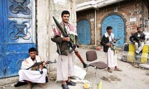 Yemenis fear a civil war