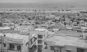 1947 Haifa harbour