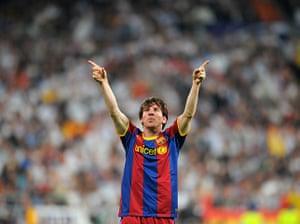 Barcelona: Barcelona's Argentinian forward Lionel M
