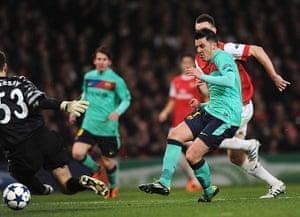 Barcelona: Arsenal v Barcelona - UEFA Champions League