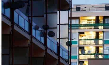 social housing islington