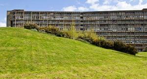 listed buildings: Robin Hood Gardens