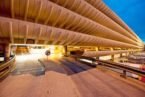listed buildings: Preston Bus Station