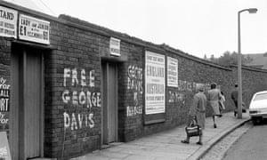 George Davis appeal