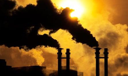 Air Pollution, Canada.