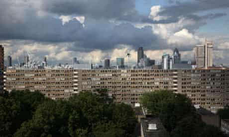 Regeneration projects are changing city landscapes