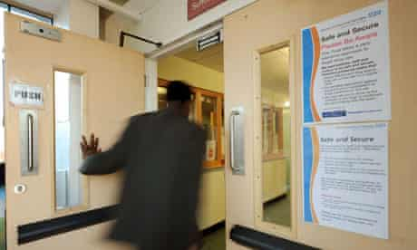 nhs security notices