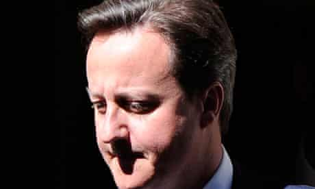 David Cameron said the No to AV campaign would have to 'defend themselves'