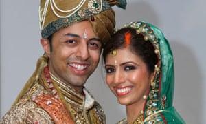 Shrien Dewani with wife, Anni
