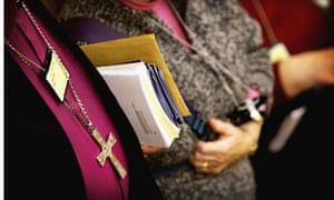 Church of England General Synod Day - 2