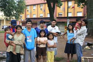 Deforestation for soybean: Indigenous people from Caaguazu