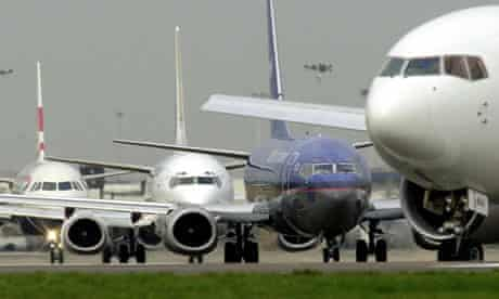 airport congestion at heathrow