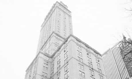Pierre hotel, New York