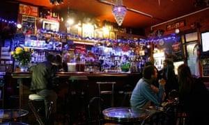 Unic bar, Marseilles