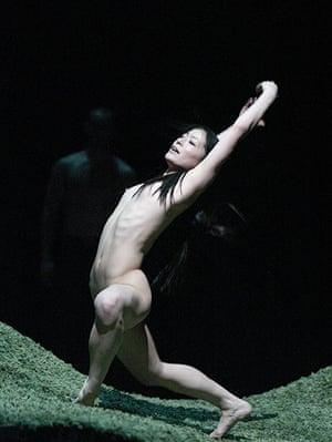 Dancer naked — 8