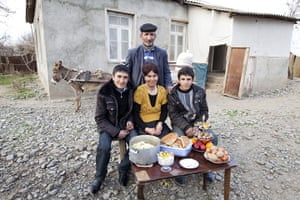 Azerbaijan: Oxfam food report