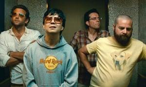 Bradley Cooper, Ken Jeong, Ed Helms, Zach Galifianakis