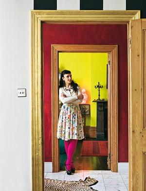 Interiors: Bold over: Interiors: Bold over, hallway