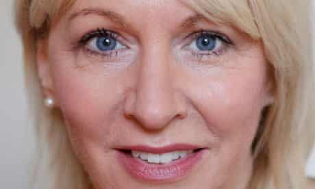 Nadine Dorries, the Conservative MP for Mid Bedfordshire