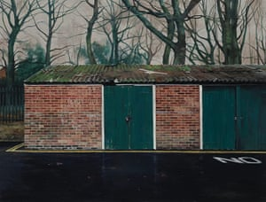 Turner Prize Nominees: The Resurface by George Shaw