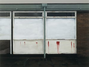 Turner Prize Nominees: Poets Day by George Shaw