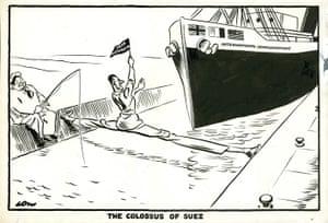 Guardian at 190 years: Guardian at 190 years, Low cartoon