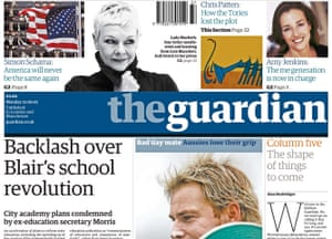 Guardian at 190 years: The Berliner paper launched in 2005