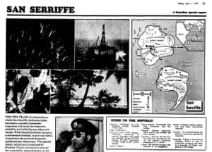 Guardian at 190 years: San Serriffe 1977
