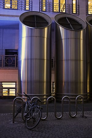 In pictures: Metallic: Lloyds of London building