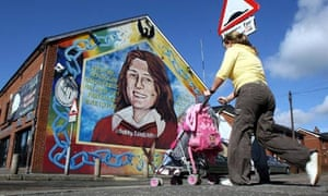 Thirty years on bobby sands 39 s stature has only grown for Bobby sands mural