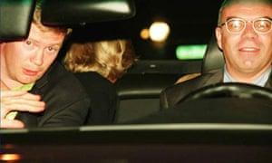 Diana death drive