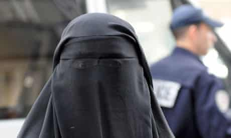 France burqa ban